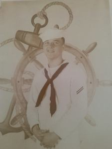 Charles P. Wilson, my Dad, about 18 years old.