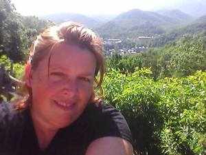 Alabama or bust great smokie mountains selfie 1